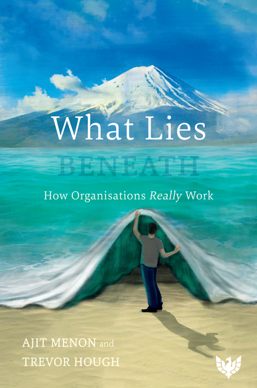 What Lies Beneath - How Organisations REALLY Work - cover