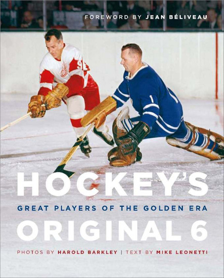 Hockey's Original 6 - Great Players of the Golden Era - cover