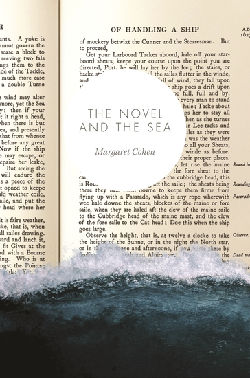 The Novel and the Sea - cover