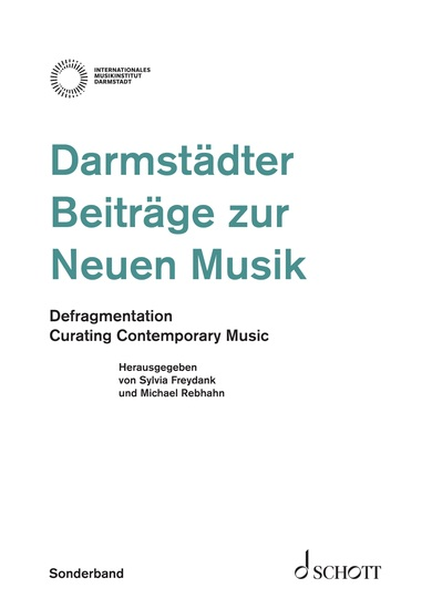 Defragmentation - Curating Contemporary Music - cover