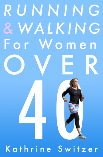 Running & Walking For Women Over 40 - cover