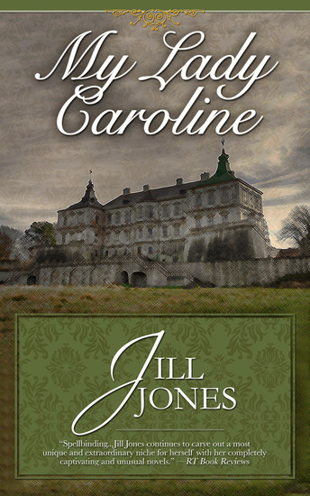 My Lady Caroline - cover