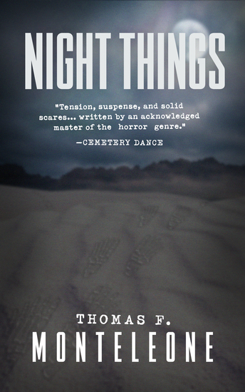 Night Things - cover