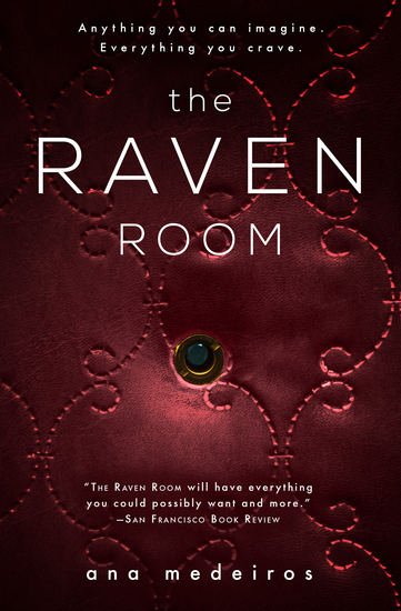 The Raven Room - cover