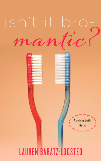 Isn't It Bro-Mantic? - cover