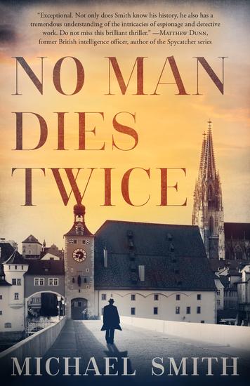 No Man Dies Twice - cover