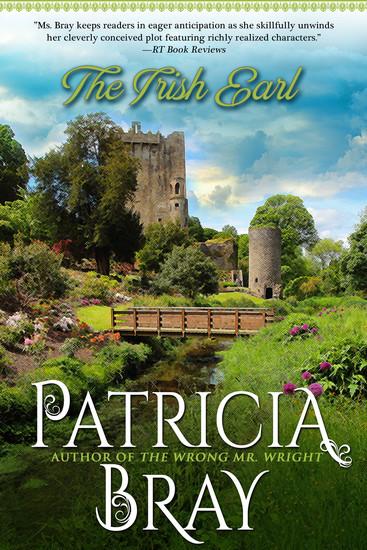 The Irish Earl - cover