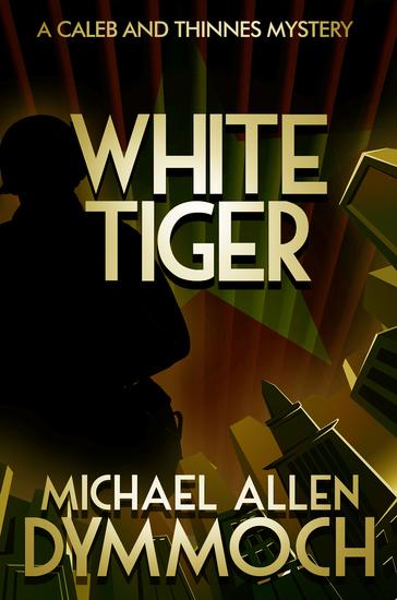 White Tiger - cover