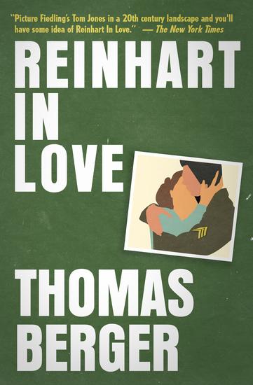 Reinhart in Love - cover