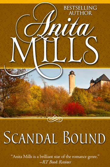 Scandal Bound - cover