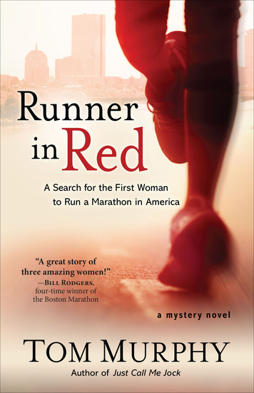 Runner in Red - cover