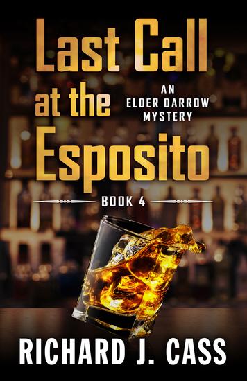 Last Call at the Esposito - cover