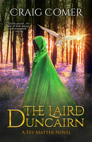 The Laird of Duncairn - cover