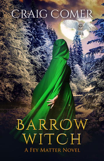 Barrow Witch - cover