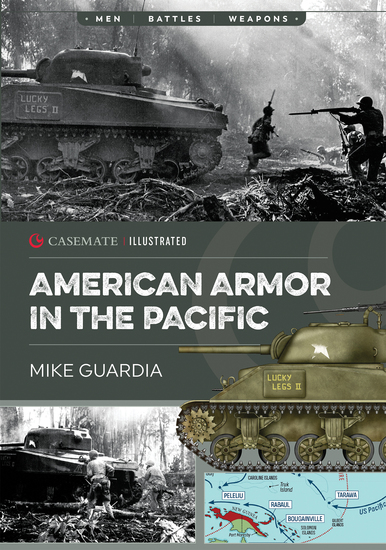 American Armor in the Pacific - cover