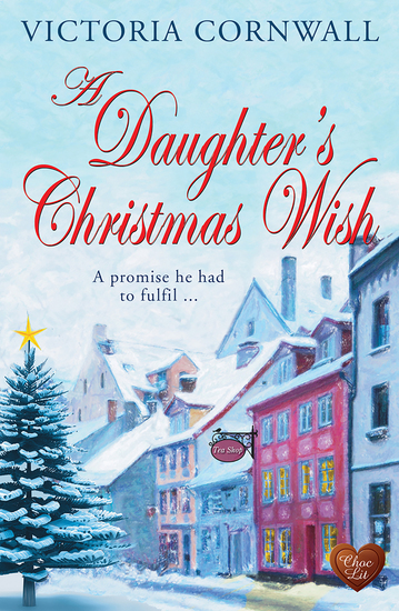A Daughter's Christmas Wish - cover