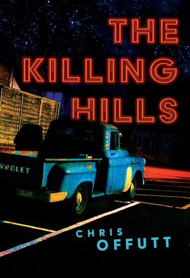 The Killing Hills - cover