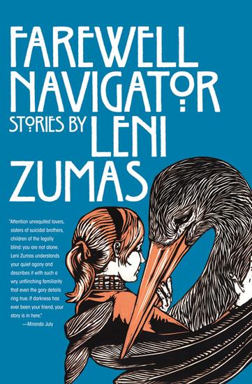 Farewell Navigator - Stories - cover