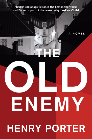 The Old Enemy - A Novel - cover