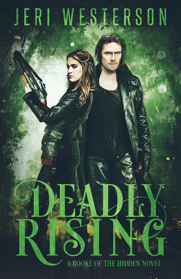 Deadly Rising - cover