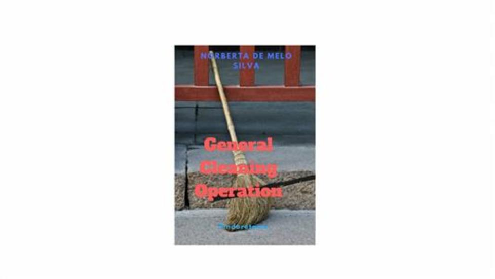 General Cleaning Operation - cover