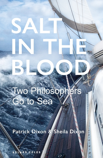 Salt in the Blood - Two philosophers go to sea - cover