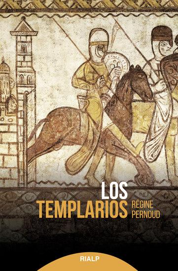 Los templarios - cover