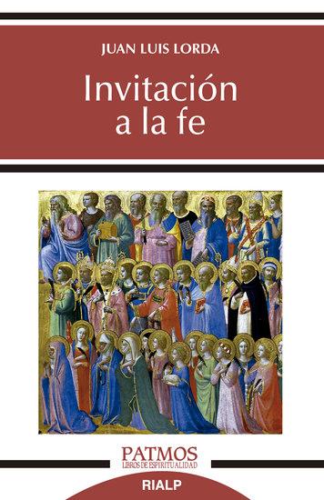Invitación a la fe - cover