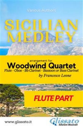 Sicilian Medley - Woodwind Quartet (Flute part) - cover