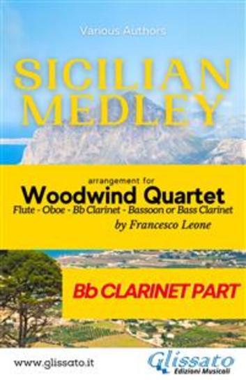 Sicilian Medley - Woodwind Quartet (Bb Clarinet part) - cover