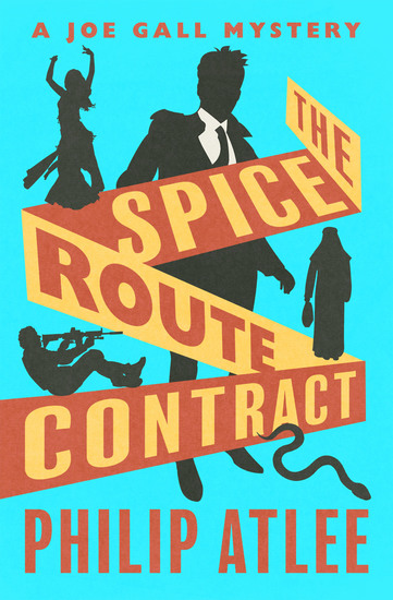 The Spice Route Contract - cover