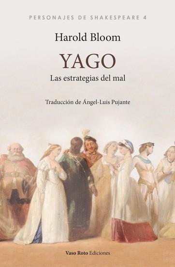 Yago - Las estrategias del mal - cover