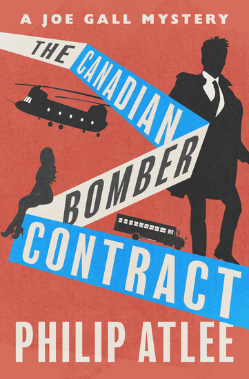 The Canadian Bomber Contract - cover