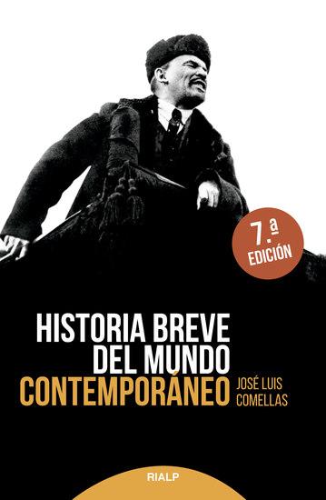 Historia breve del mundo contemporáneo - cover