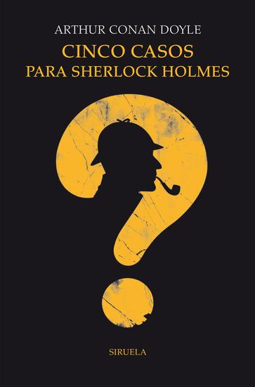 Cinco casos para Sherlock Holmes - cover