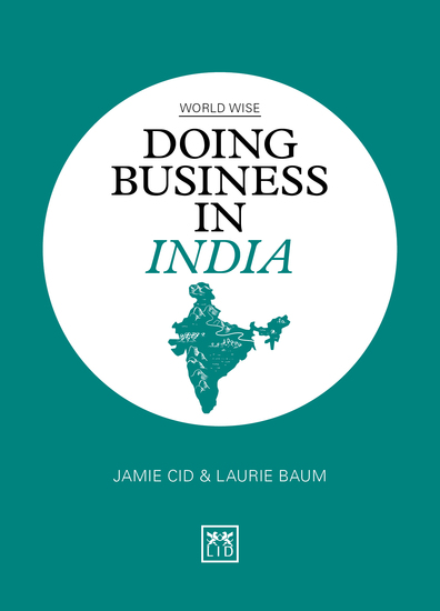 Doing Business in India - cover