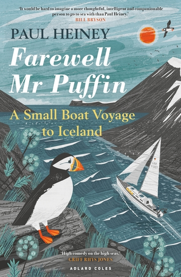 Farewell Mr Puffin - A small boat voyage to Iceland - cover