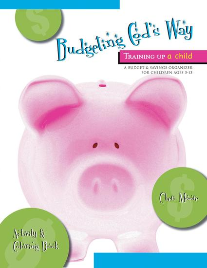 Budgeting God's Way - Training Up A Child - cover