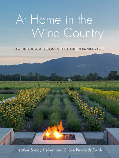 At Home in the Wine Country - cover