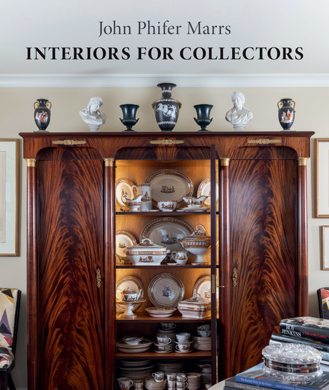 Interiors for Collectors - cover