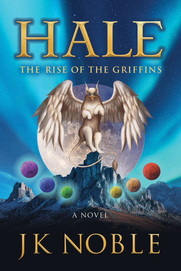 Hale - The Rise of the Griffins - cover