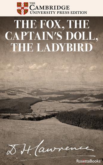 The Fox The Captain's Doll The Ladybird - cover