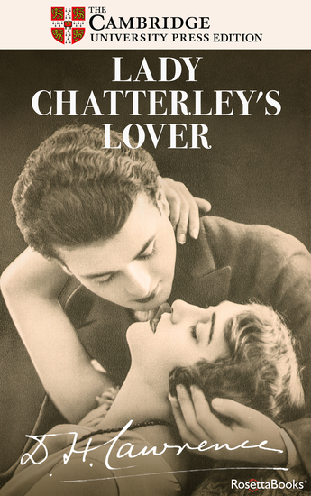 Lady Chatterley's Lover - cover