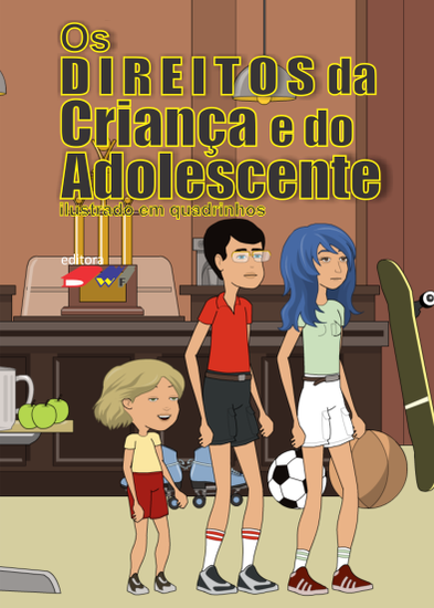 Os Direitos da Criança e do Adolescente - cover