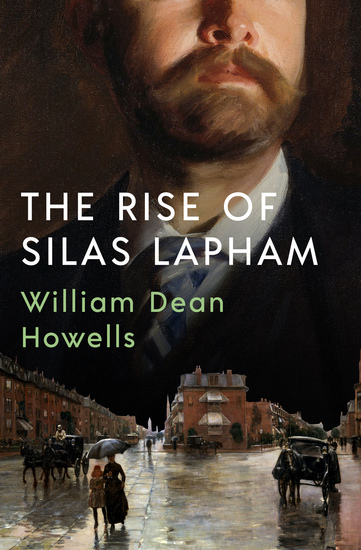 The Rise of Silas Lapham - cover