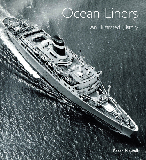 Ocean Liners - An Illustrated History - cover