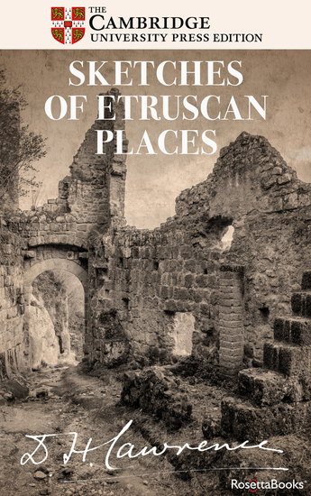 Sketches of Etruscan Places - cover