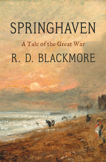 Springhaven - A Tale of the Great War - cover