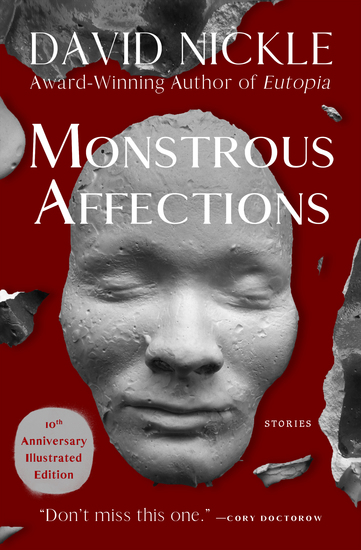 Monstrous Affections - Stories - cover