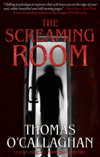 The Screaming Room - cover